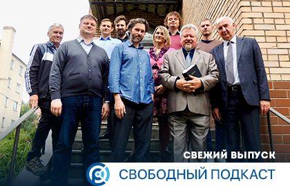 Интервью с Председателем Союза баптистов Петром Мицкевичем