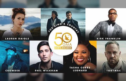 50-я церемония вручения GMA «Dove Awards»