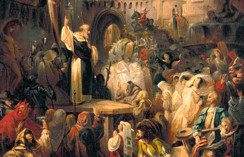 След в истории | 7 апреля 1498 года